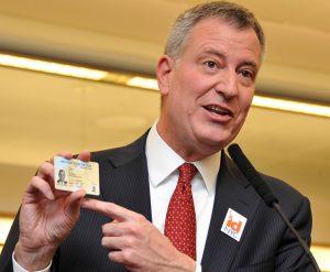 NYCID card - NYPost-AP