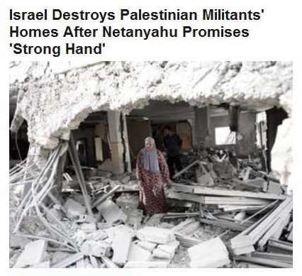 10-06-2015 FPHL 12-02 - Israel destroys Pals homes - 1ST MENTION OF 3INTIFADA