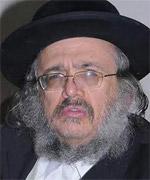Rabbi Yeshayahu Krishevsky