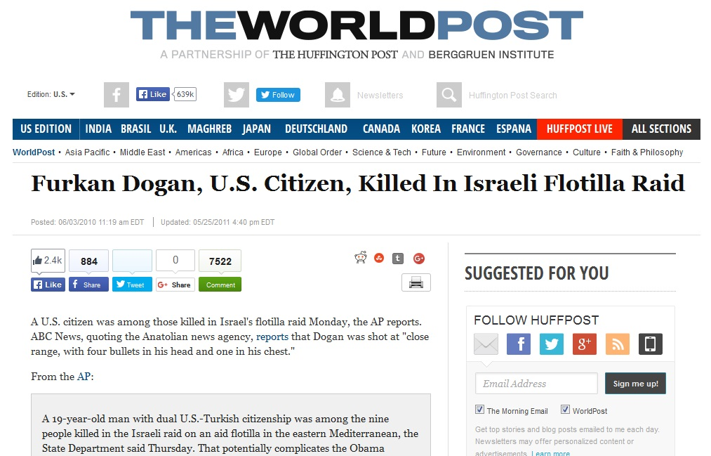 Furkan Doğan World Page splash storypage