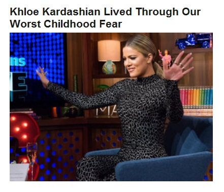 19Feb 16 FP HP weeps for Kardashian - worst childhood fear