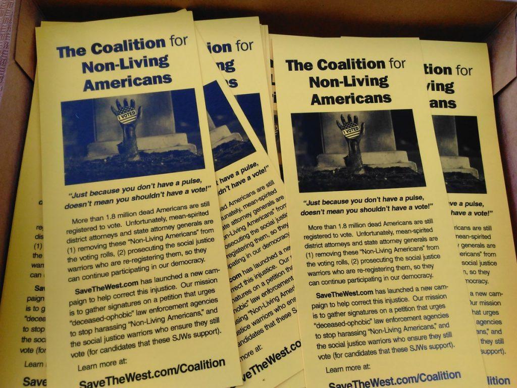coalition-handbills