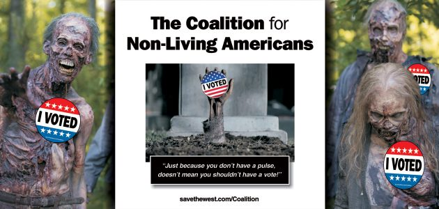 The Coalition for Non-Living Americans
