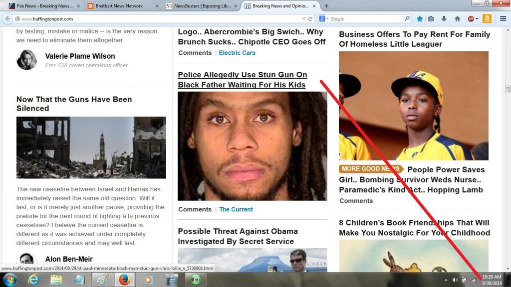 Little Things Matter Exposes Big Threat To Childrens Huffpost >> Examples Of Huffpost Inciting Hate Against Police Officers Then