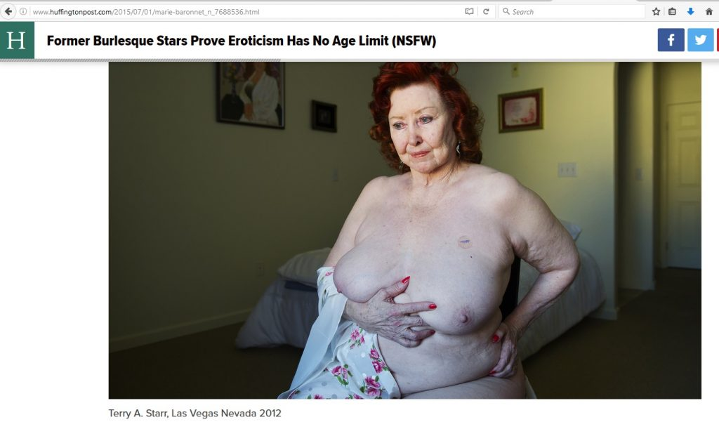 откровенные фото пожилых женщин