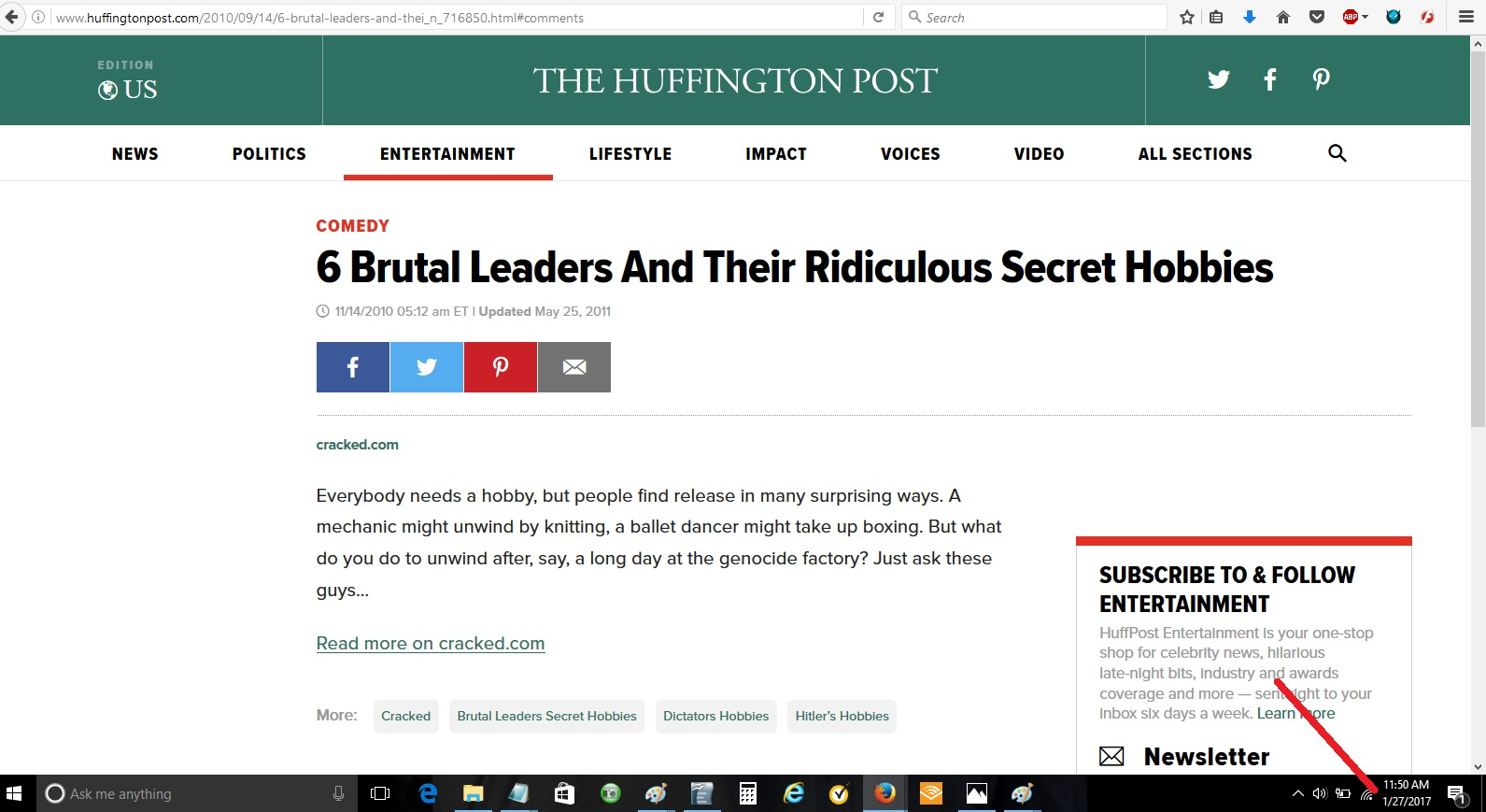 Hitler-whitewashing HuffPost smears Betsy DeVos with false ...