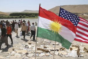 Ken's letter to the WSJ re the urgent need for America to support the Kurds